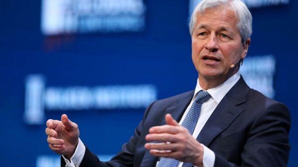 JPMorgan's Dimon says bitcoin trading 'is a fraud'