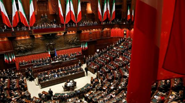 Italian parliament votes to toughen laws against fascist propaganda