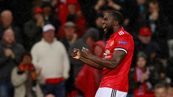 Lukaku opens account as Man Utd cruise past Basel
