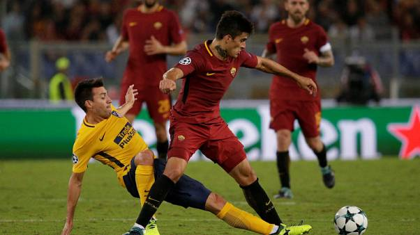 Roma cling on for draw thanks to Alisson heroics