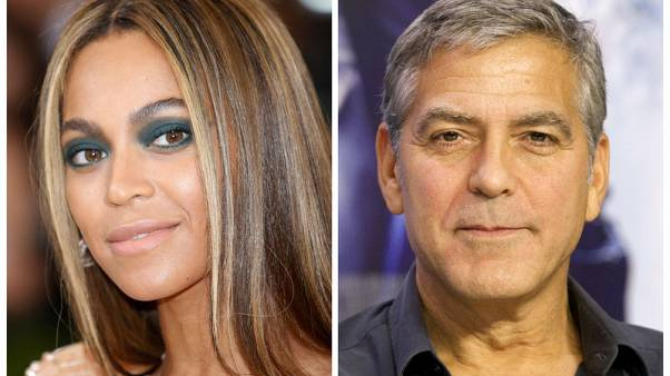 From Beyonce to Clooney, stars unite for hurricane relief telethon