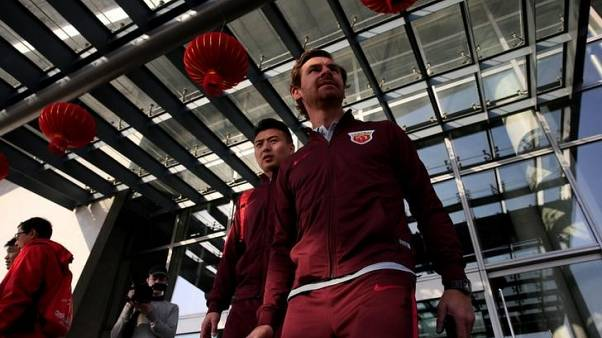 Villas-Boas says powerful Guangzhou 'dominate' AFC