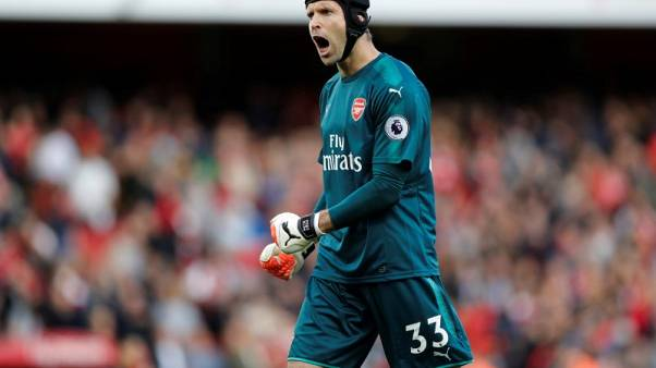 Arsenal must decide if they want Europa League success, says Cech