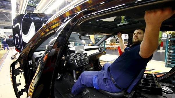 Corporate investment lifts July euro zone industry output
