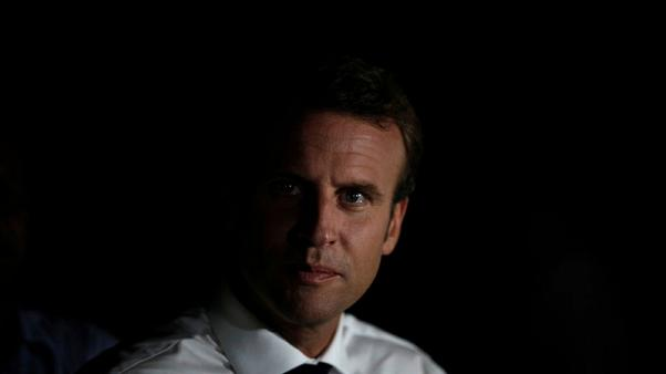 France's Macron to present euro zone reform proposals on Sept. 26