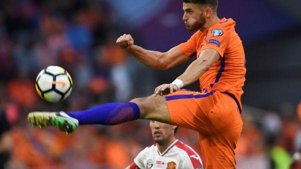 Southampton's Hoedt looking forward to Van Dijk partnership
