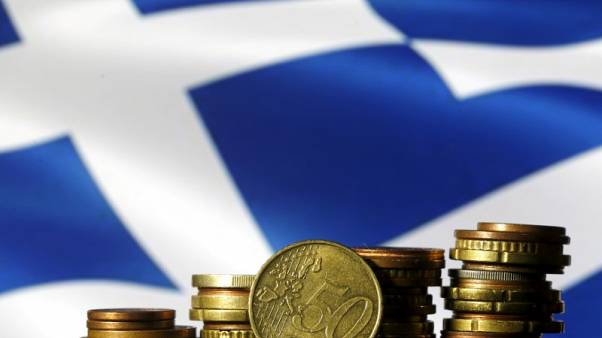 Greece to beat budget target, plans more bonds - finance ministry official