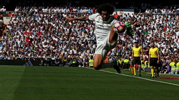 Marcelo given Real Madrid contract extension until 2022