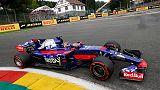 "Toro Rosso's Kvyat expects ""good things"" as Honda deal awaited"