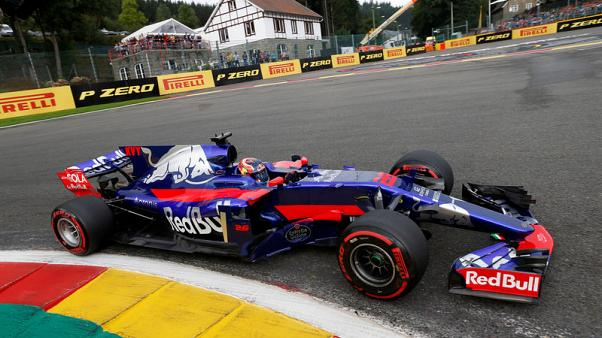 "Toro Rosso's Kvyat expects ""good things"" as Honda deal awaited"