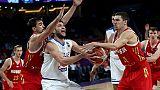 Eurobasket: Grecia ko, Russia semifinale