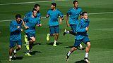 Ligue des champions: le Real avec Ronaldo mais sans Varane contre l'Apoel Nicosie