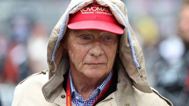 Lauda to bid for part of Air Berlin with Thomas Cook's Condor - paper