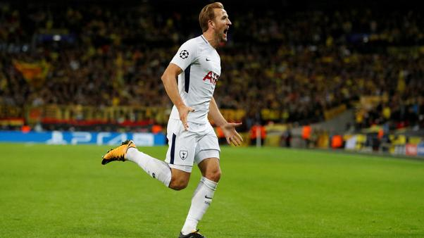 Kane double helps Tottenham to victory over Dortmund