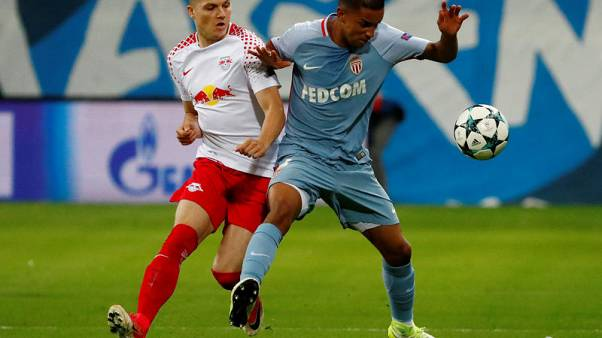 RB Leipzig held at home by Monaco on European debut