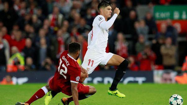 Correa equaliser for Sevilla leaves Liverpool ruing penalty miss