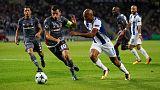 Porto slump to home loss against Besiktas