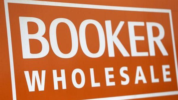 Tesco acquisition target Booker reports second-quarter sales up 1.3 percent