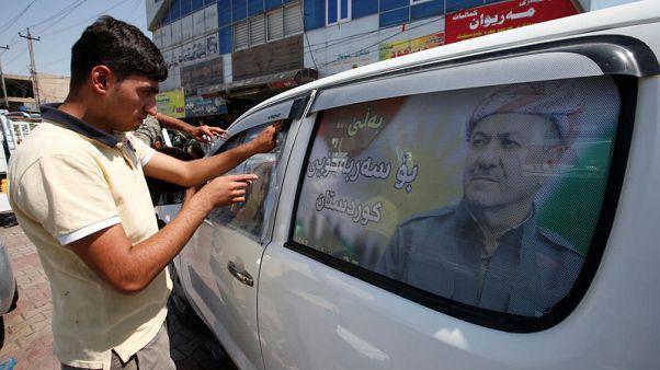 Turkey warns Iraqi Kurdish referendum move will have a cost