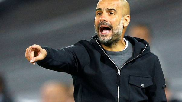 City cannot get carried away by Feyenoord win, says Guardiola