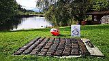 Recuperati ordigni bellici in lago Varna