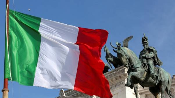 Stability of Italian government remains risk for euro zone - Fitch