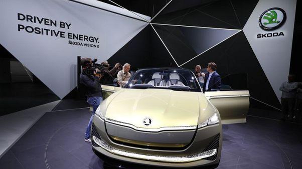 Volkswagen's Skoda open to partnerships on India low-cost car - CEO