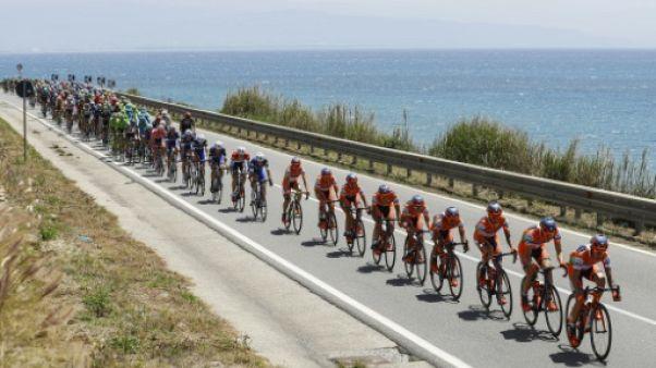 Cyclisme: le Tour d'Italie s'échappe d'Europe et partira d'Israël en 2018