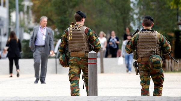 Soldiers on Europe's streets dent NATO's defence edge