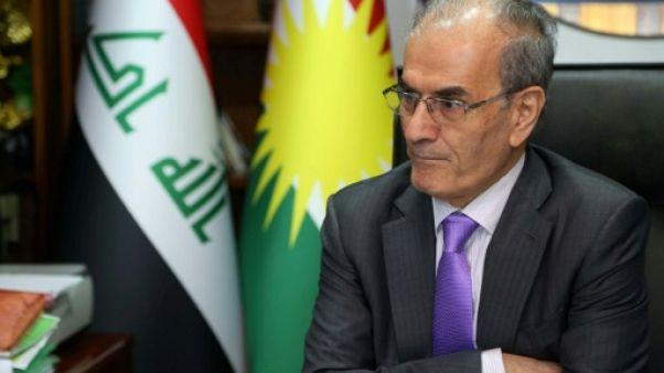 Bagdad limoge un gouverneur en faveur de l'indépendance du Kurdistan