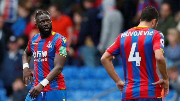 Crystal Palace versus Southampton - fans' view