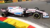 Force India's Perez nears decision time on future
