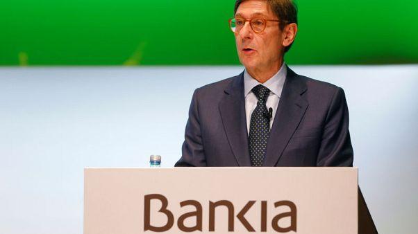 Spain to continue Bankia privatisation soon - Bankia chairman