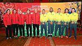 Coupe Davis: la Belgique de Goffin favorite à domicile face à l'Australie