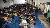 EU sticks to Libya strategy on migrants, despite human rights concerns