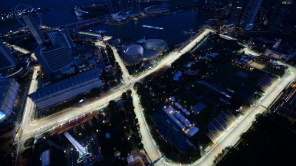 GP de Singapour: à moteurs plus puissants, conditions encore plus extrêmes