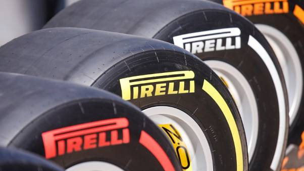 Tyremaker Pirelli says to raise up to 3.3 billion euros in IPO
