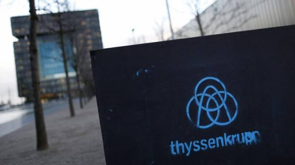Germany urges Thyssenkrupp to reach deal with unions over Tata