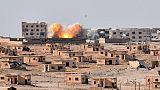 Syrie: 39 civils tués dans des raids aériens dans la province de Deir Ezzor