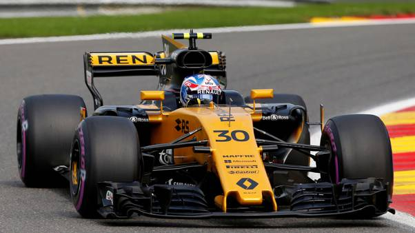 Palmer confident of seeing out F1 season with Renault