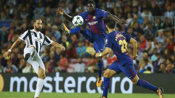 Buffon, Dybala tra i grandi campioni