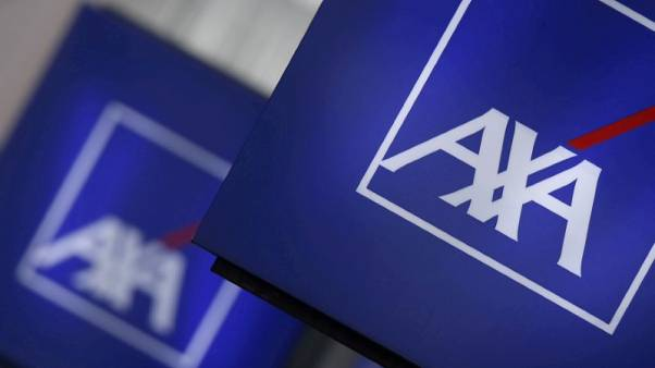 AXA explores options for European asset management arm - Bloomberg