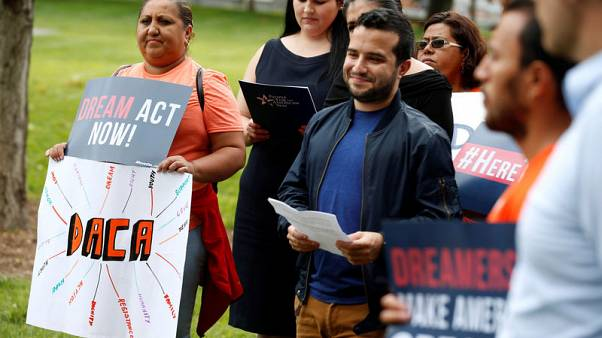 U.S. considers giving Dreamers more time to reapply for protection