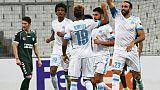Europa League: face à Konyaspor, Marseille respire