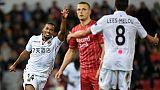 Europa League: départ canon de Nice, royal en Belgique