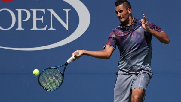 Don't lump me in with Tomic, says Kyrgios