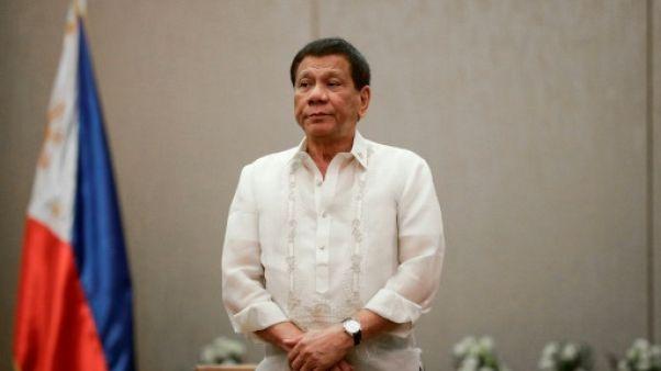 Philippines: Duterte pourrait décréter la loi martiale