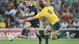 Wallaby Higginbotham cleared of police charges