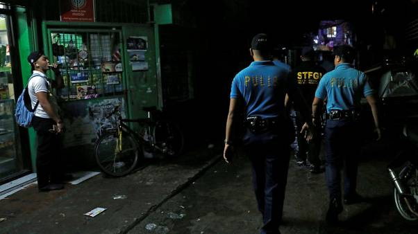 Philippines orders retraining, reassignment of 1,200 police after alleged abuses