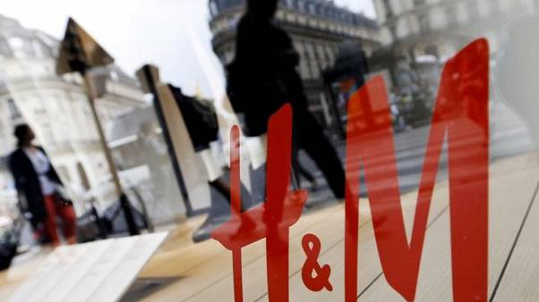 H&M third-quarter sales growth matches expectations at 5 percent
